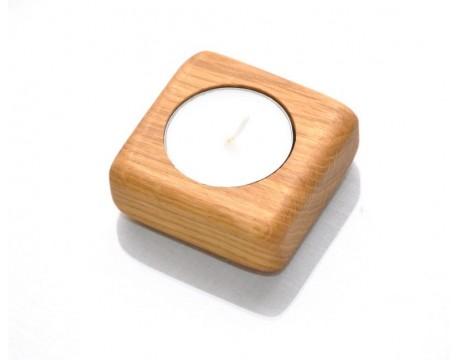 Žvakidė maža kvadratinė